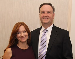 Dr. Sam Page and Dr. Jennifer Page